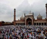 Jama Masjid - Eid-ul-Adha