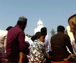 Eid-ul-Fitr - namaz offered in church