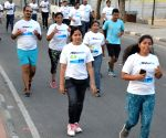 Blue Mile 10K Run For Water awareness campaign