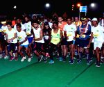 Swapna Barman flags off 'SBI Green Marathon
