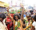 Bonalu procession
