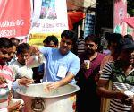 "BJP's ""Cow milk party"