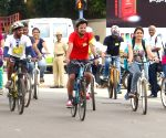 World Tourism Day 2016 - cycle rally