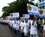 World No Tobacco Day - rally