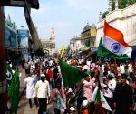 Religious procession organised on Eid-i-Milad-un-Nabi