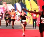 Airtel Delhi Half Marathon 2016