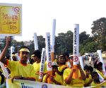 World No Tobacco Day - awareness rally