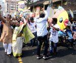 Bengali New Year celebrations - 'Mangal Shobhajatra
