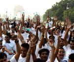 """PM Modi flagg off """"Run for Unity"""""""