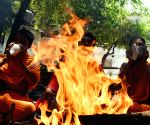 "Yagna"" to get rid of heat, Japanese encephalitis"