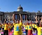 (210617) London: International Yoga Day