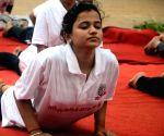 International Day of Yoga - Training programme