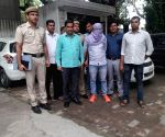 Criminal arrested in Delhi after shootout