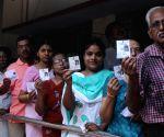 2014 Lok Sabha Polls - Sixth Phase