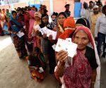 Vaishali (Bihar): 2019 Lok Sabha polls - Phase VI