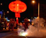 MALAYSIA-CHERAS-CHINESE LUNAR NEW YEAR-CELEBRATIONS