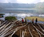 INDONESIA BANJARNEGARA DRY SEASON