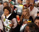 Demonstration against EVMs