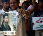 Demonstration against recent terror attacks in Tehran