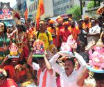 Demonstration against PoP Ganesha
