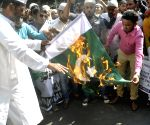 Demonstration to condemn 14 Feb Pulwama militant attack