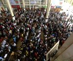 Dhaka (Bangladesh): Kamalapur Railway Station