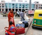 Auto-rickshaw strike