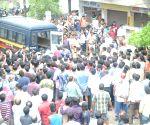BJP activist, family killed in Maharashtra