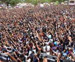 2019 Thrissur Pooram festival in Kerala