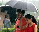 Heavy showers lash national capital