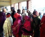 Haryana bypoll - Voting underway