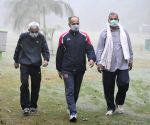 While air pollution levels skyrocket during winter, together they play havoc on heart patients