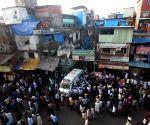 Six children die in Mumbai building crash
