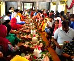 People worship Lord Shiva
