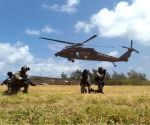 File Photo: US Special Forces conducting joint exercise with NSG in Hyderabad