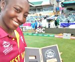 Women's T20 WC: I can smile now, says Taylor