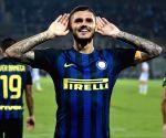 Inter Milan edge Fiorentina 2-1
