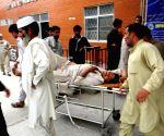 PAKISTAN PESHAWAR EARTHQUAKE HOSPITAL