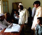 PAKISTAN PESHAWAR AFGHAN REFUGEES REGISTRATION