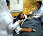 PAKISTAN PESHAWAR ATTACK HOPSITAL