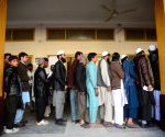 PAKISTAN PESHAWAR AFGHAN REFUGEES EXTENSION