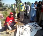 PAKISTAN PESHAWAR SUICIDE BOMBERS KILLING
