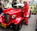 PAKISTAN PESHAWAR VINTAGE CAR RALLY