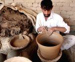 PAKISTAN PESHAWAR POTTERY