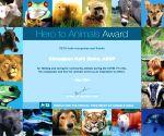 UP police officer gets PETA award for feeding animals