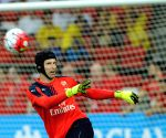 Gunners' Cech to retire from football at end of season