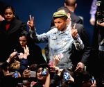 Pharrell Williams: Would never sing 'Blurred lines' today