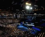 U.S.-PHILADELPHIA-DEMOCRATIC NATIONAL CONVENTION-MICHELLE OBAMA