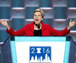 Elizabeth Warren emerges as front runner to take on Trump