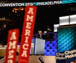 U.S.-PHILADELPHIA-DEMOCRATIC NATIONAL CONVENTION-BILL CLINTON